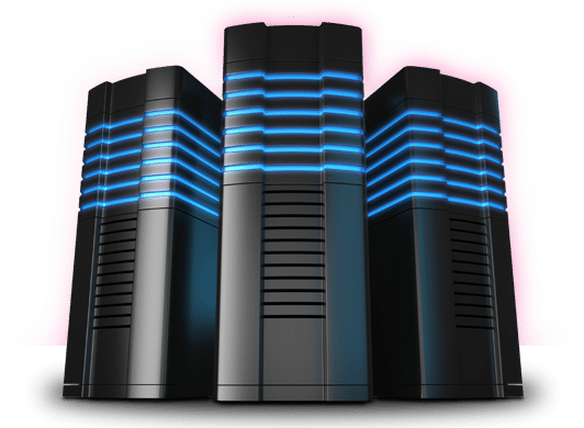 Servers voor Hosting