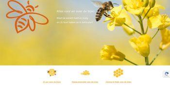 Imkerij voor de bijen