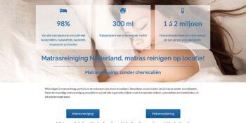 Matrasreiniging Nederland